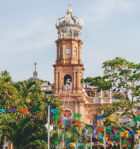 Iglesia de Nuestra Señora de Guadalupe, México