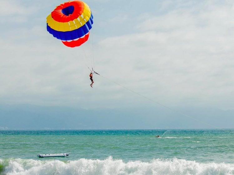Actividades de aventura en Puerto Vallarta