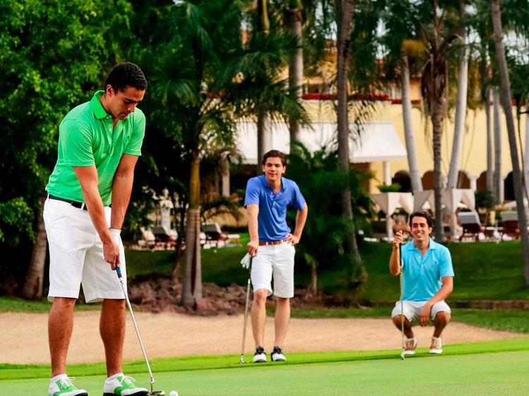 Paquete de golf para cuatro adultos Master Foursome