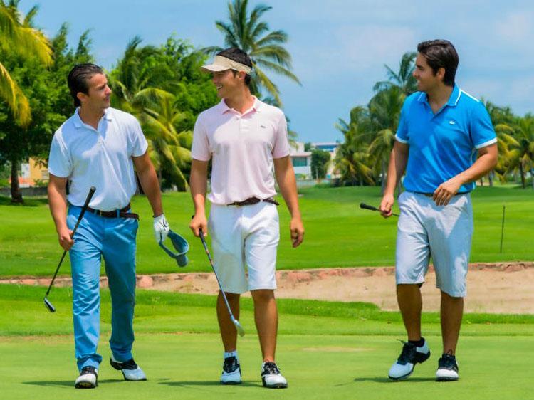Paquete de golf para veinte adultos Master Foursome