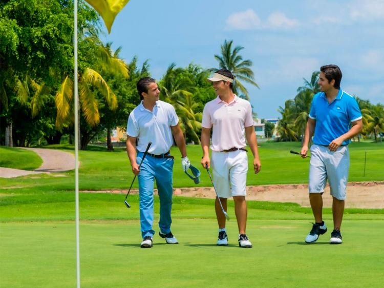 Velas Vallarta Hotel, Especialista en golf en Puerto Vallarta
