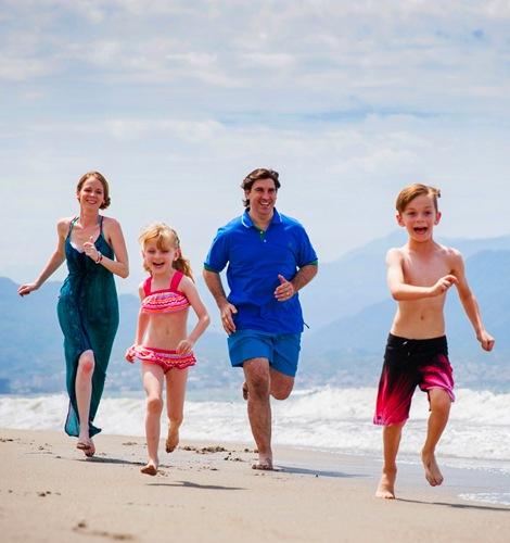 Paquete de vacaciones familiares Puerto Vallarta, Hotel Velas Vallarta