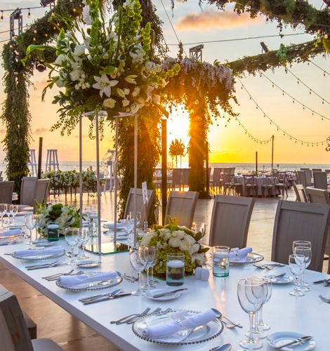 Velas Vallarta Hotel, Puerto Vallarta offers Weddings Venues